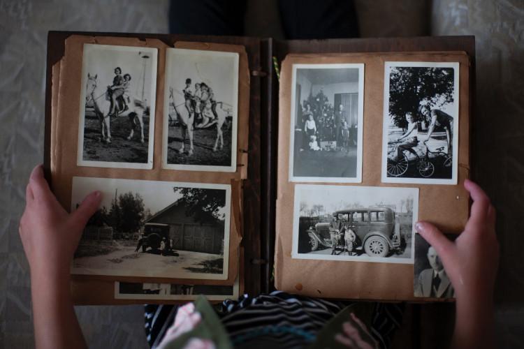 memoria conservada en imágenes